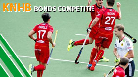 Speelronde 4 - Poule C - 2e Klasse KNHB Bonds Competitie