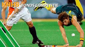 wedstrijd 3 - Poule B - 2e Klasse KNHB Bonds Competitie