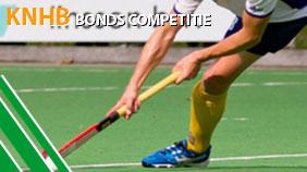 wedstrijd 2 - Poule B - 2e Klasse KNHB Bonds Competitie