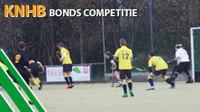 Speelronde 7 - Poule C - 2e Klasse KNHB Bonds Competitie