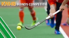 wedstrijdronde 6 - Poule B - 2e Klasse KNHB Bonds Competitie